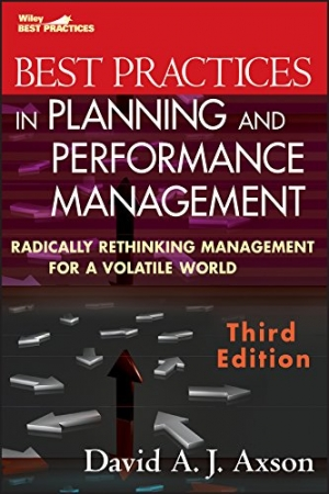 Download Best Practices in Planning and Performance Management: Radically Rethinking Management for a Volatile World free book as pdf format