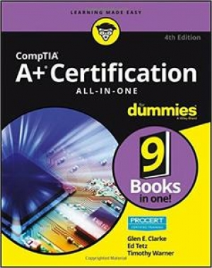 Download CompTIA A+ Certification All-in-One For Dummies free book as pdf format