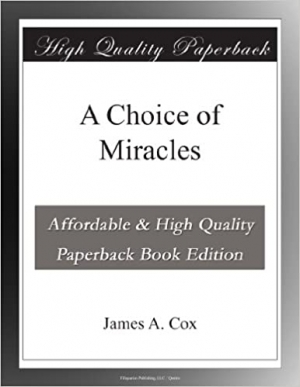 Download A Choice of Miracles free book as epub format