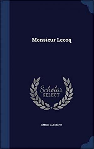 Download Monsieur Lecoq free book as epub format