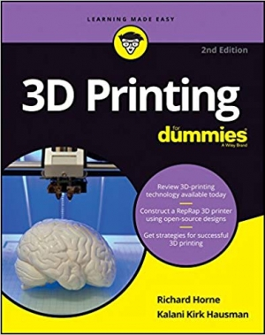 Download 3D Printing For Dummies, 2nd Edition free book as pdf format