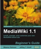 Book MediaWiki 1.1: Beginner's Guide free