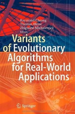 Download Variants of Evolutionary Algorithms for Real-World Applications free book as pdf format