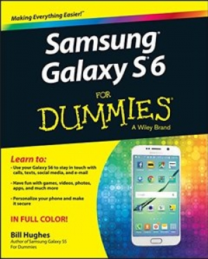 Download Samsung Galaxy S6 for Dummies free book as pdf format