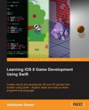 Download Learning iOS 8 Game Development Using Swift free book as pdf format