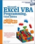 Book Microsoft Excel VBA Programming for the Absolute Beginner free