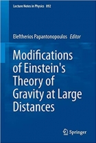 Book Modifications of Einstein's Theory of Gravity at Large Distances free