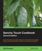 Book Sencha Touch Cookbook, Second Edition free