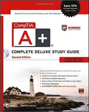 Download CompTIA A+ Complete Deluxe Study Guide, 2nd Edition free book as pdf format