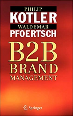 Download B2B Brand Management free book as pdf format