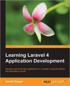 Book Learning Laravel 4 Application Development free