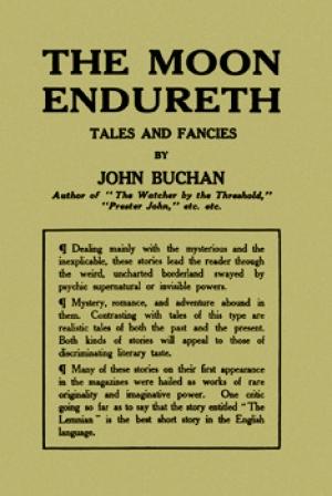 Download The Moon Endureth free book as pdf format