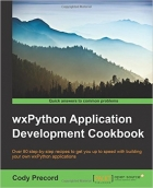 Book wxPython Application Development Cookbook free