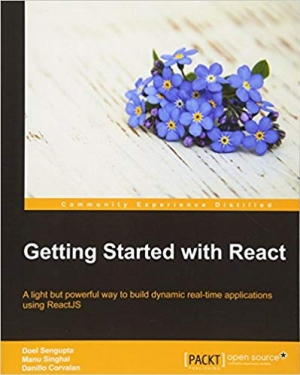 Download Getting Started with React free book as pdf format