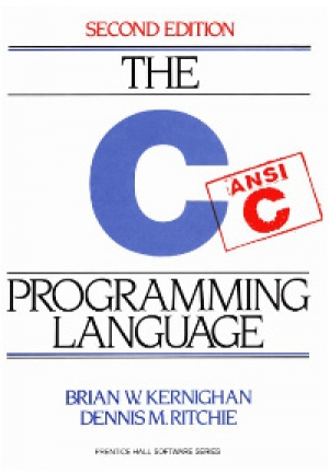 Download The C Programming Language, 2nd Edition free book as pdf format