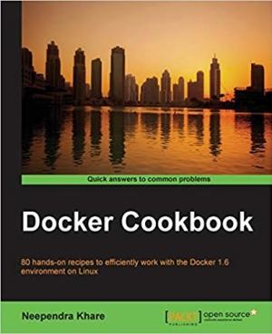 Download Docker Cookbook free book as pdf format