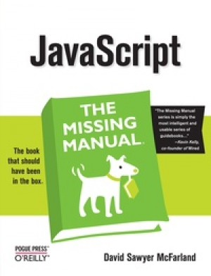 Download JavaScript: The Missing Manual free book as pdf format
