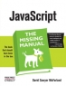 Book JavaScript: The Missing Manual free