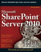 Book Microsoft SharePoint Server 2010 Bible free