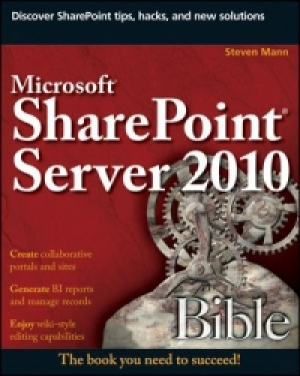 Download Microsoft SharePoint Server 2010 Bible free book as pdf format