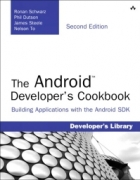 Book The Android Developer's Cookbook, 2nd Edition free