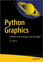 Book Python Graphics: A Reference for Creating 2D and 3D Images free