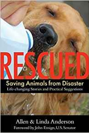 Download Rescued: Saving Animals from Disaster free book as epub format