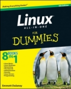 Book Linux All-in-One For Dummies, 4th Edition free