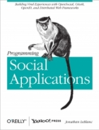 Programming Social Applications