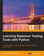Book Learning Selenium Testing Tools with Python free