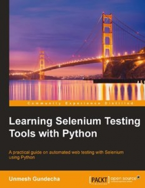 Download Learning Selenium Testing Tools with Python free book as pdf format