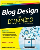 Book Blog Design For Dummies free