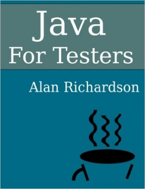 Download Java For Testers free book as pdf format