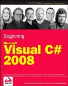 Book Beginning Microsoft Visual C# 2008 free