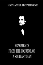 Book Fragments From The Journal Of A Solitary Man free