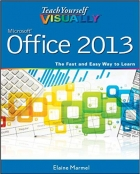 Book Teach Yourself VISUALLY Office 2013 free