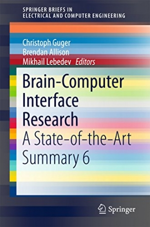 Download Brain-Computer Interface Research: A State-of-the-Art Summary free book as pdf format