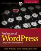 Book Professional WordPress, 2nd Edition free