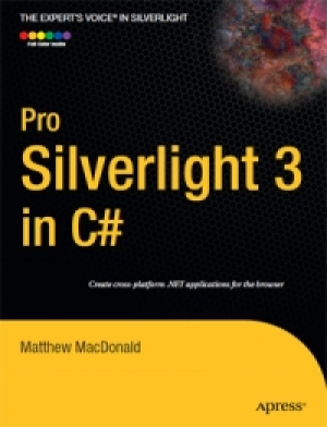 Download Pro Silverlight 3 in C# free book as pdf format