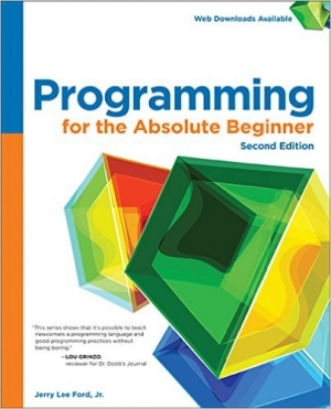 Download Programming for the Absolute Beginner, 2nd Edition free book as pdf format