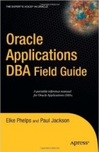 Book Oracle Applications DBA Field Guide free