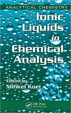 Download Ionic Liquids in Chemical Analysis (Analytical Chemistry) free book as pdf format