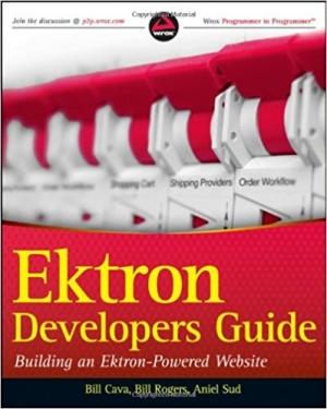 Download Ektron Developer's Guide free book as pdf format