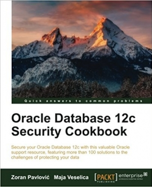 Download Oracle Database 12c Security cookbook free book as pdf format