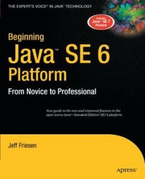 Download Beginning Java SE 6 Platform free book as pdf format