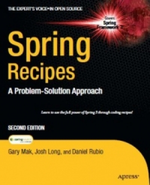 Download Spring Recipes, 2nd Edition free book as pdf format