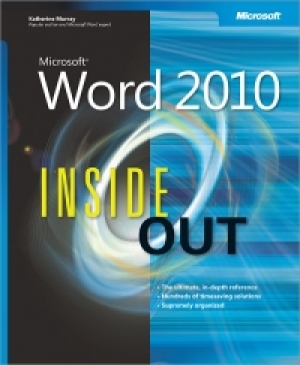 Download Microsoft Word 2010 Inside Out free book as pdf format