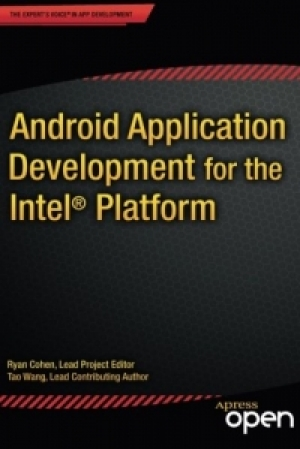 Download Android Application Development for the Intel Platform free book as pdf format