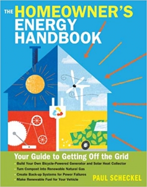 Download The Homeowner's Energy Handbook: Your Guide to Getting Off the Grid free book as epub format