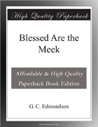 Book Blessed Are the Meek free